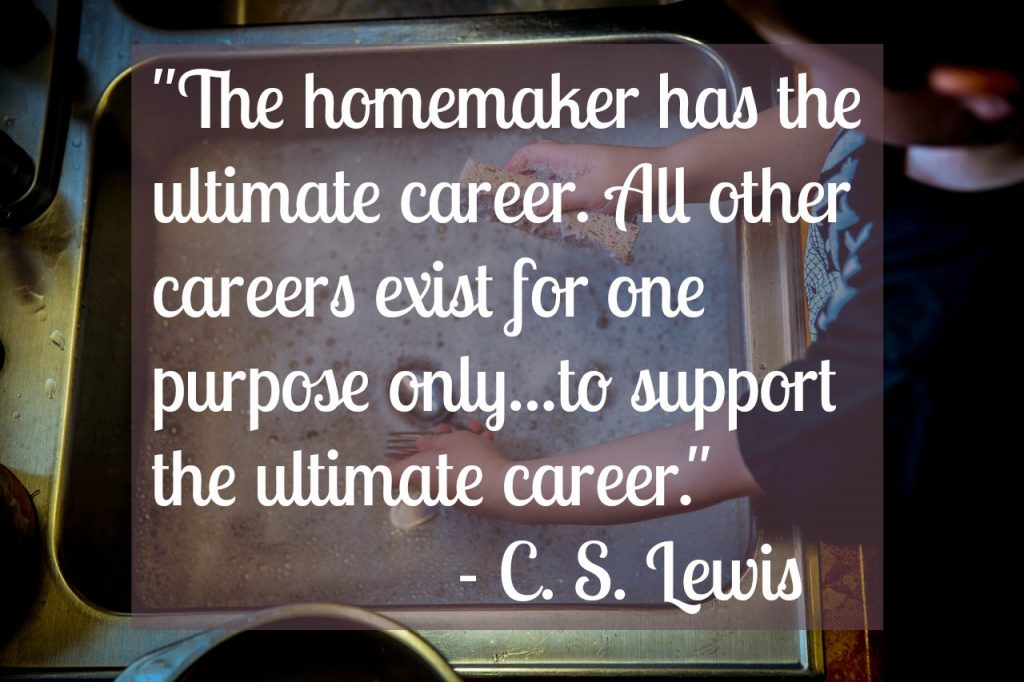 Quote homemaker