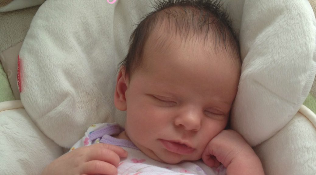 Yes, it's possible to end up with a baby that actually sleeps!